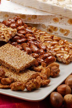 Resultado de imagen para Turrón de quinoa y semillas.