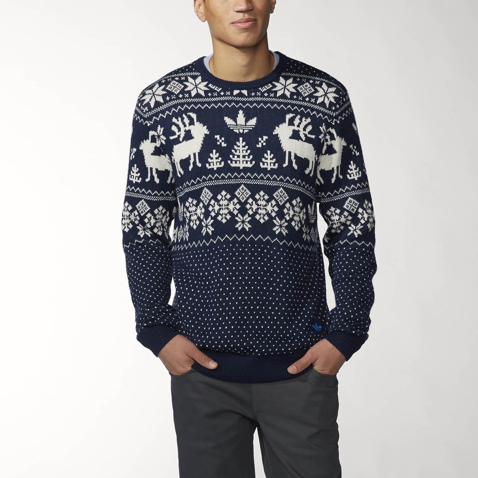 Tan rápido como un flash reinado gerente  adidas Nordic Sweater | adidas US | Nordic sweater, Clothes, Sweaters
