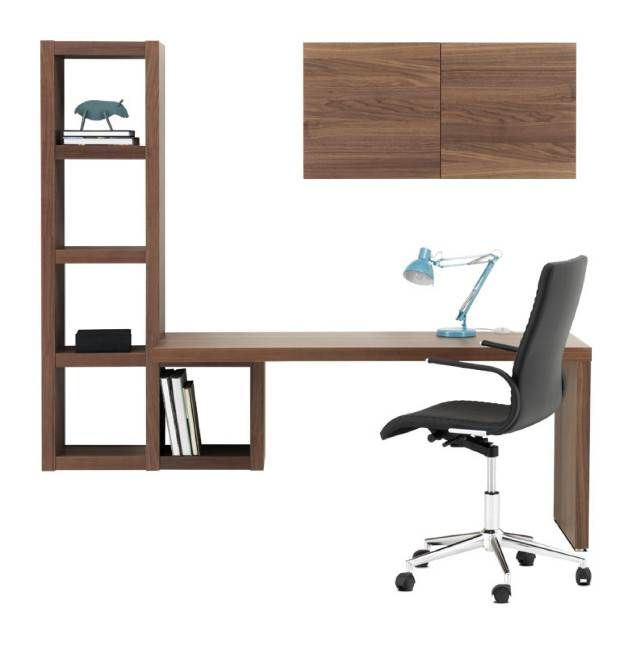 bureau boconcept wish list deco pinterest