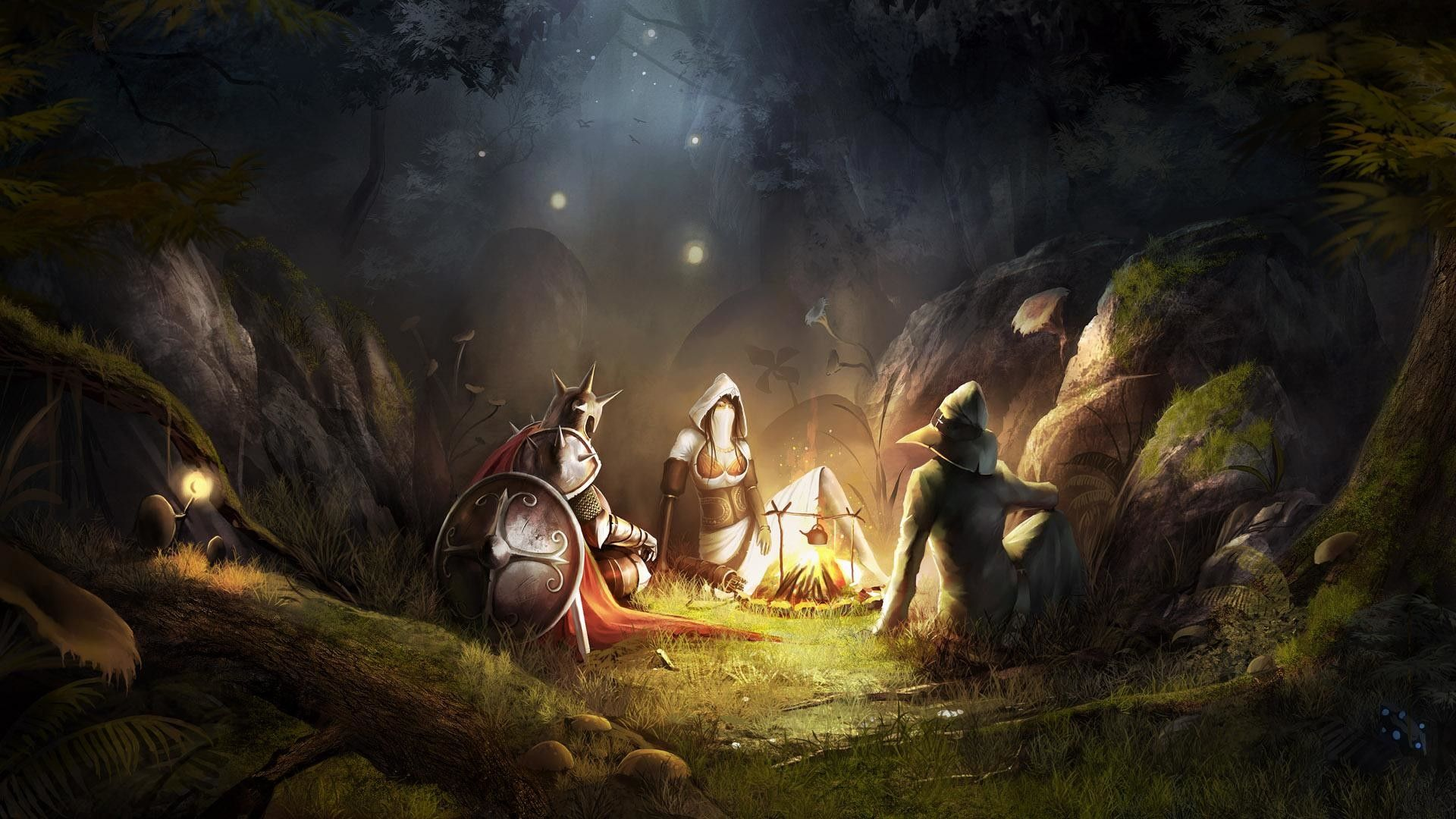 1920x1080 Wallpaper Wiki Hd Dungeons And Dragons Photos Pic Fantasy Pictures Campfire Stories Fantasy Background