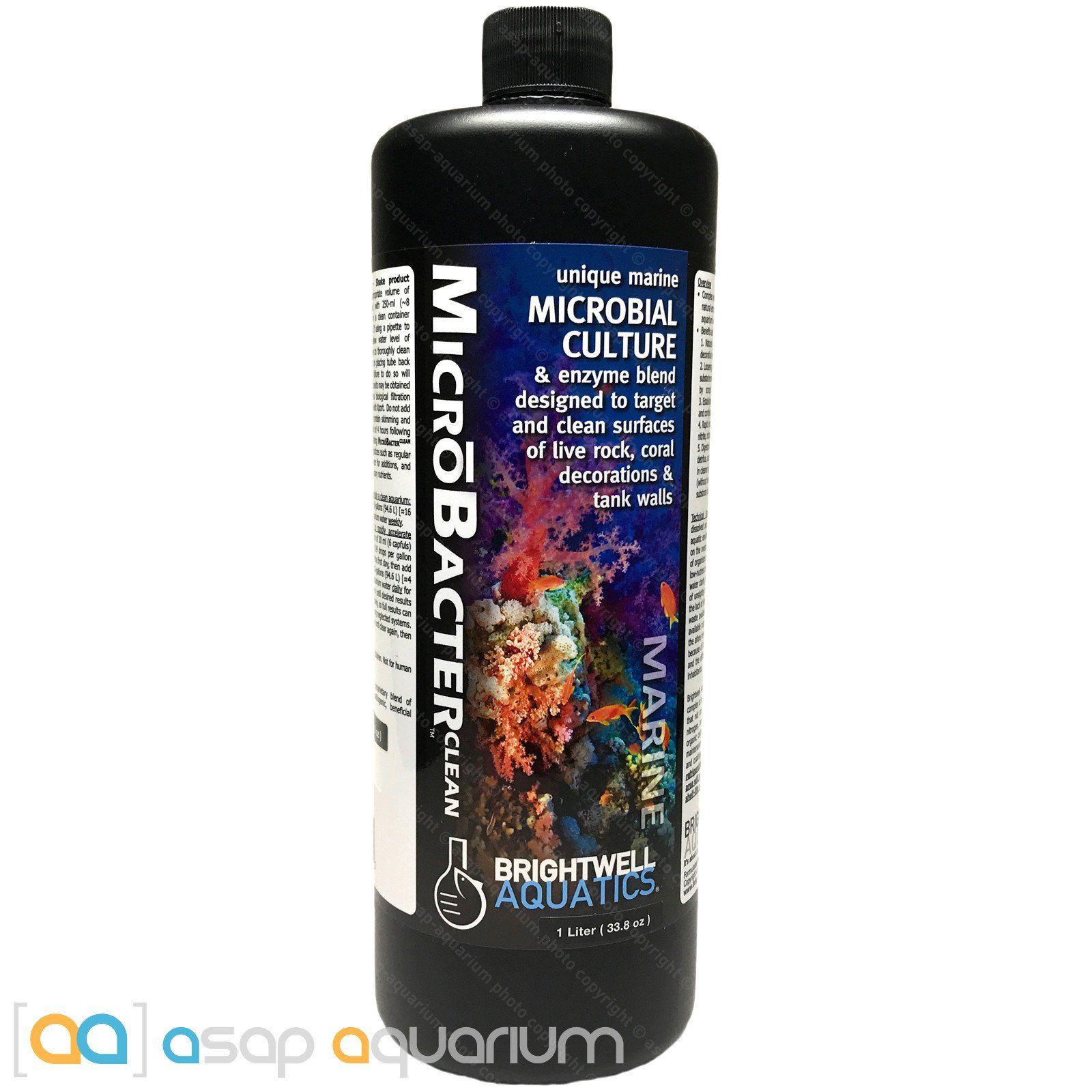 Brightwell Aquatics MicroBacter Clean 1 Liter
