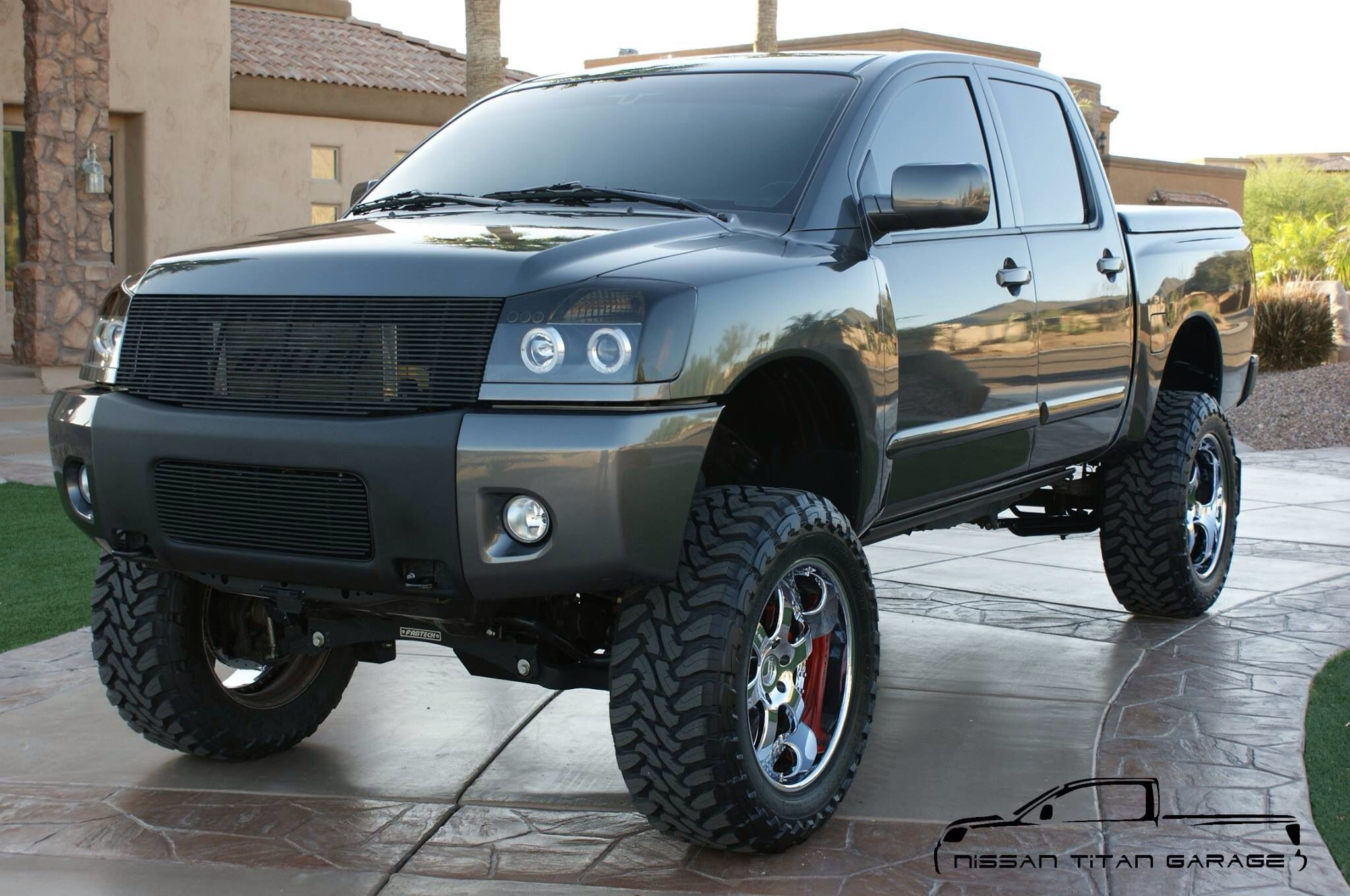 Lifted Nissan Titan Trucks 3 Pinterest Nissan Titan