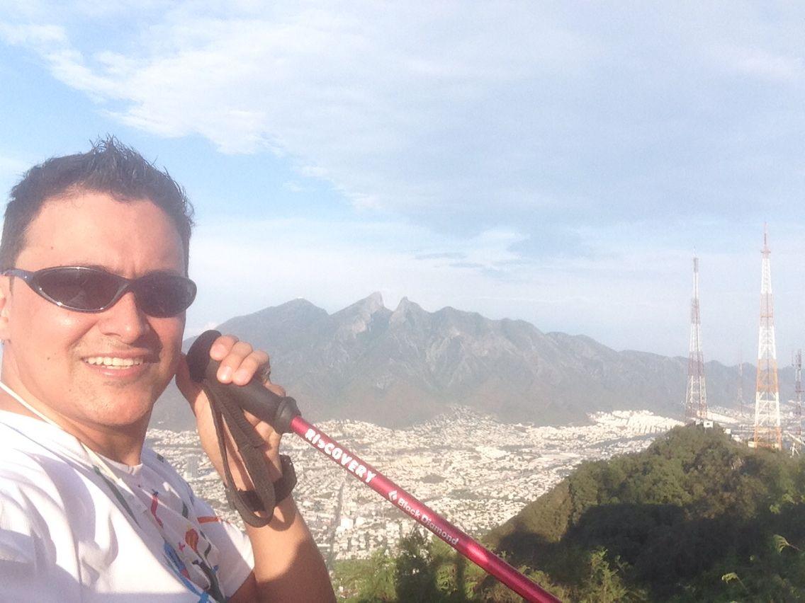 El Cerro de la Silla.. Monterrey N.L. Mexico