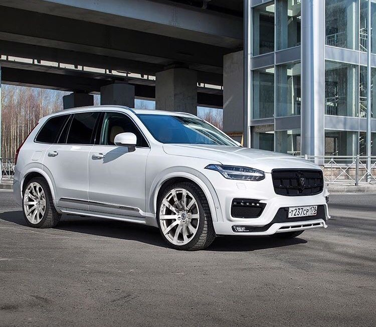 Pin By Fort Law Ventures On Volvo XC90 Ideas (With Images