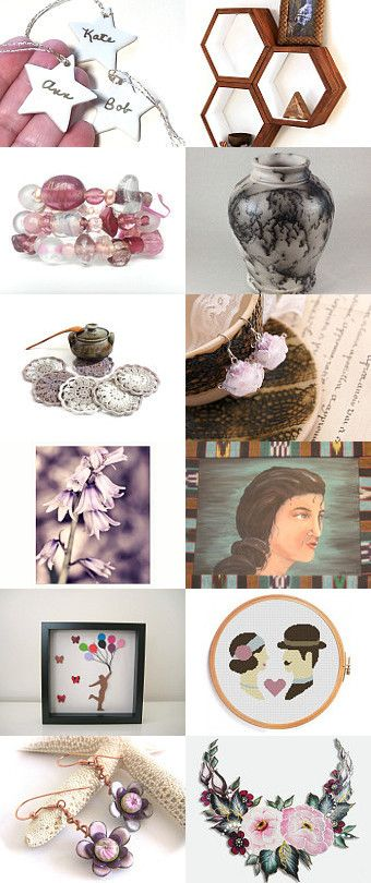 Spring Trends by UnlimitedCraftworks on Etsy--Pinned with TreasuryPin.com