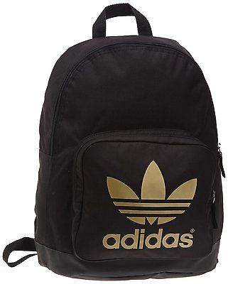 Buy black and gold adidas backpack   OFF56% Discounted