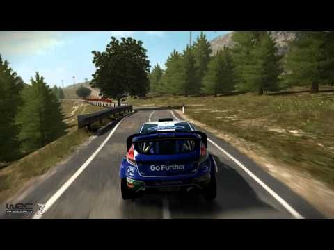 WRC 3 - Gameplay Video - Spain Track - Xbox 360, PS3, PS VITA, PC