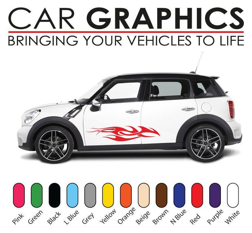 Mini Car Graphics Stripes Decals Stickers Cooper Vinyl Design Mn - Vinyl designs for cars