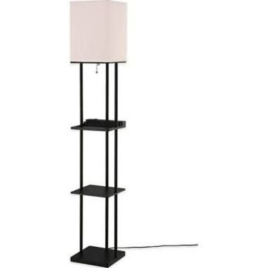 201 Tag 232 Re Floor Lamp With Charging Station Bed Bath Beyond