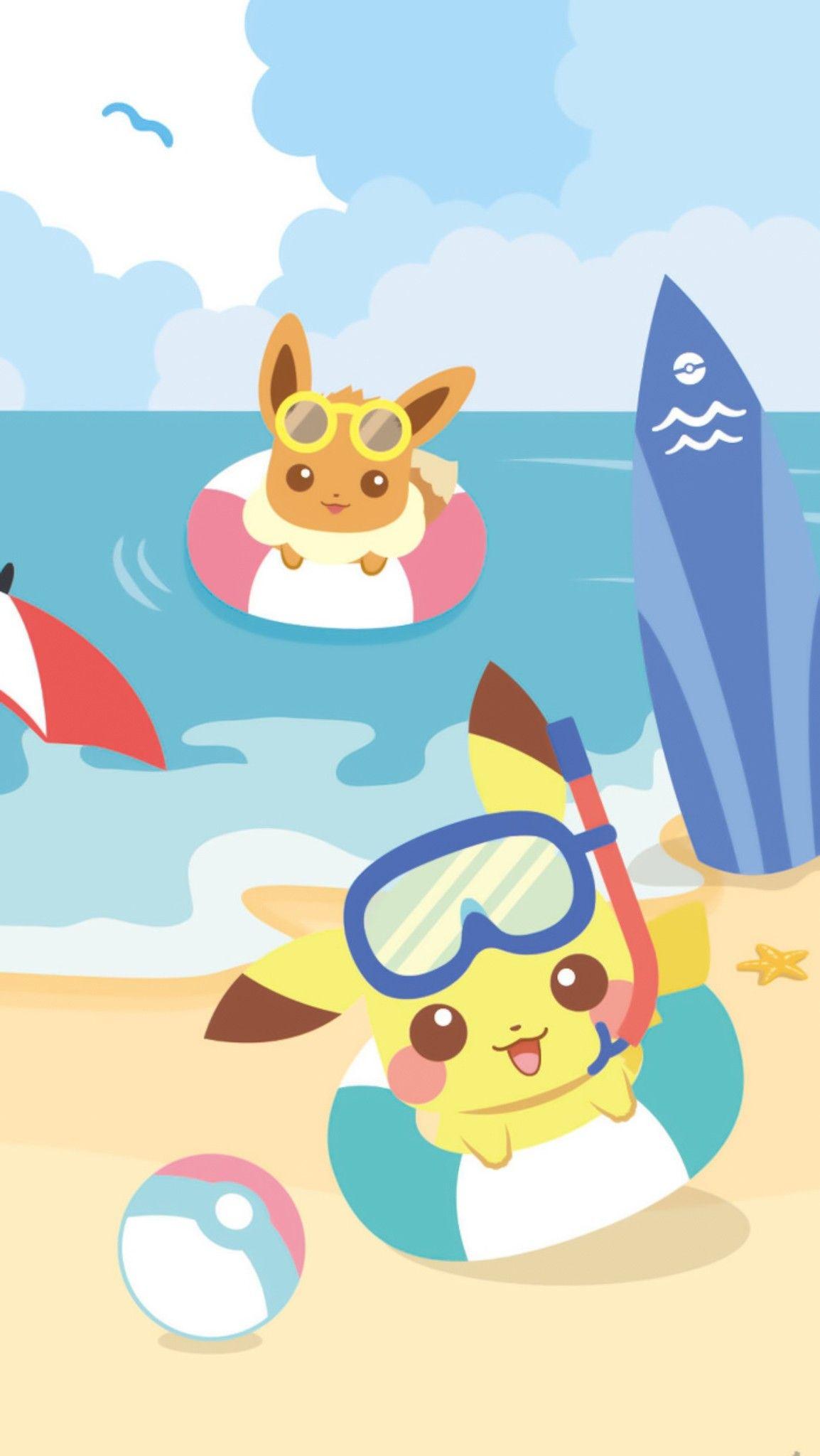 Pin By Aekkalisa On Pokemon Bg Pokemon Umbreon Pikachu Wallpaper Iphone Cute Cartoon Wallpapers