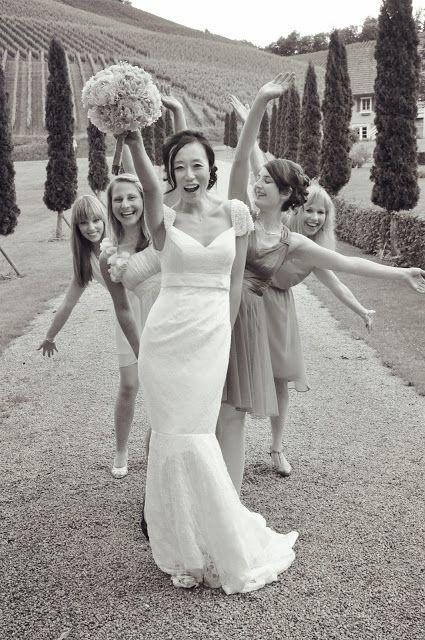 Wedding Vorbereitungen - Meine Mädels & Jungs | Kleid