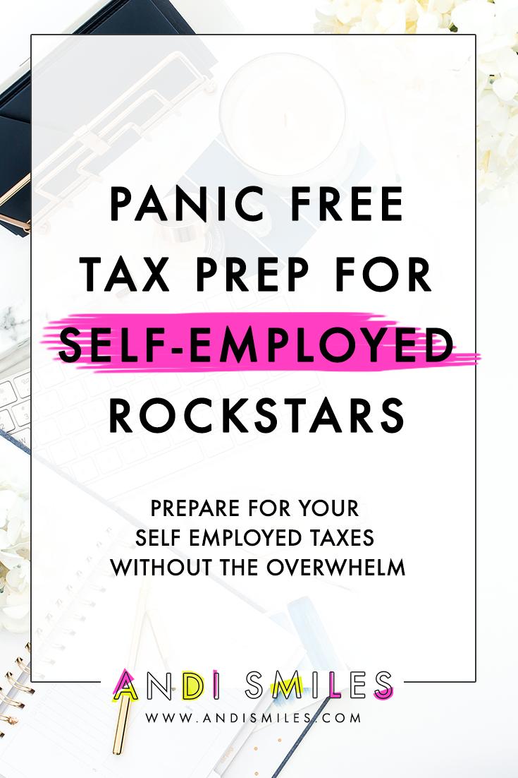 free tax advice for self employed