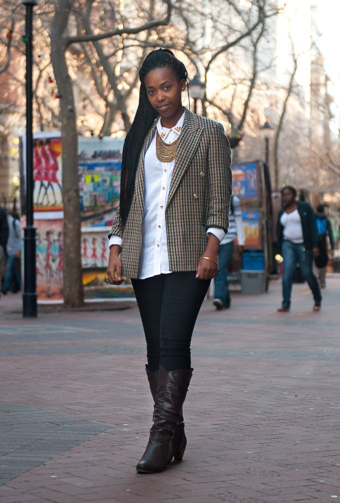 South African Street Fashion Images Galleries With A Bite