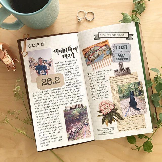 Travel Journal Inspiration Bulletjournal Travellersnotebook Travel Journal Cover Travel Journal Journal Inspiration