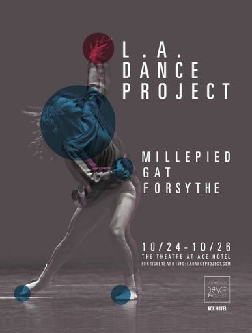 L.A. Dance Project: Fall Performances at Ace Hotel   Events   89.3 ...