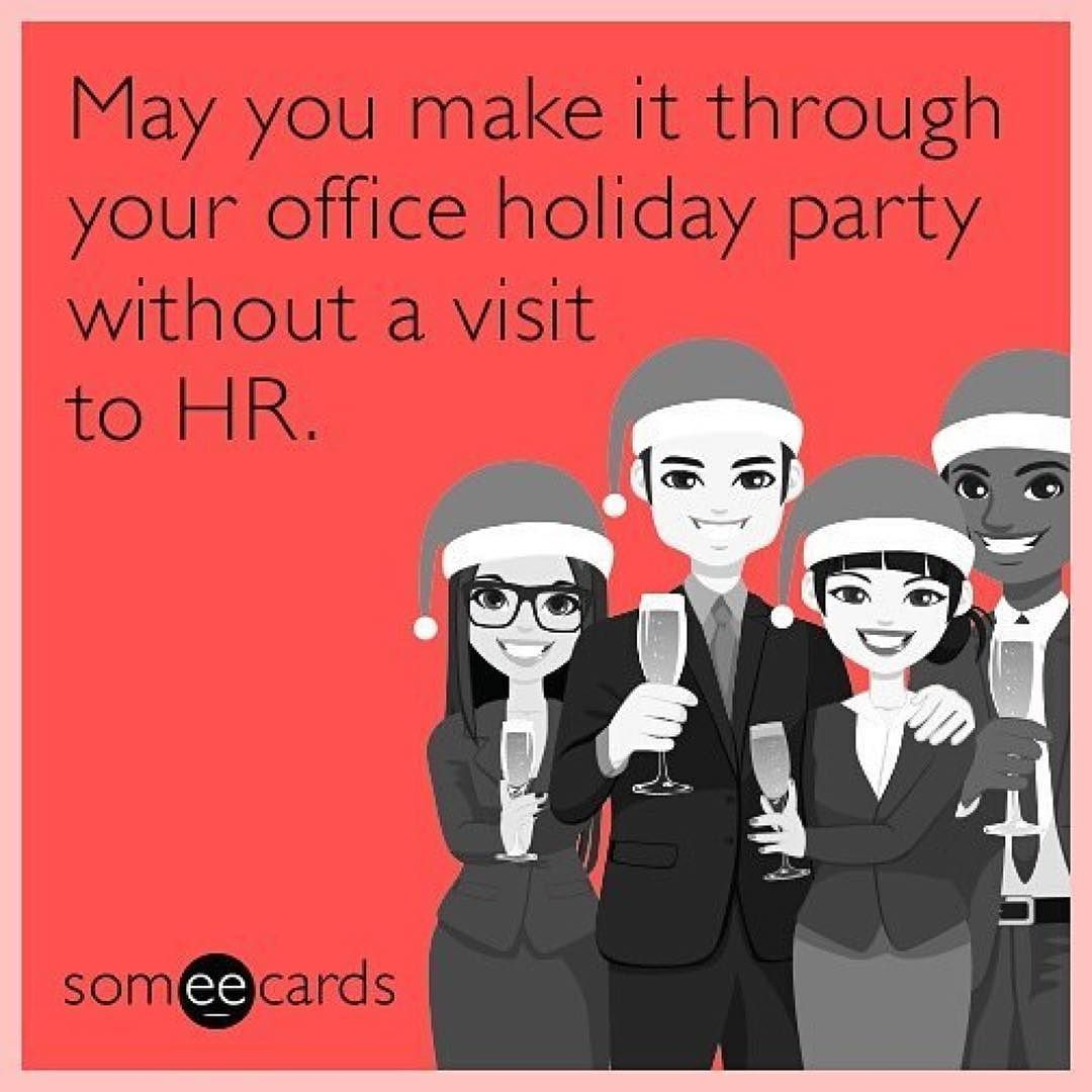 Repost @someecards #holidayparty #work #ecards   truths   Pinterest ...