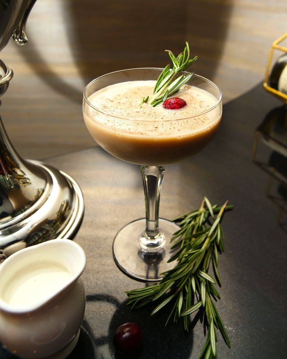 Cold-Weather Cocktails That Will Warm You Right Up