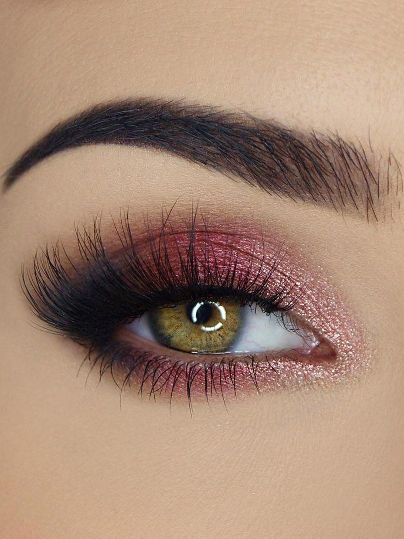 #eye Make-up und trockene Augen #eye Make-up auf schwarzem Kleid # Wie oft sollte Augen Make-up