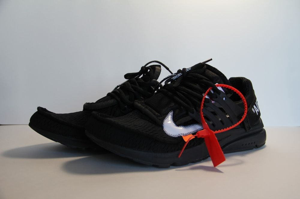buy popular 35f37 4d7a5 air presto off white black Size 10  fashion  clothing  shoes  accessories   mensshoes  athleticshoes (ebay link)