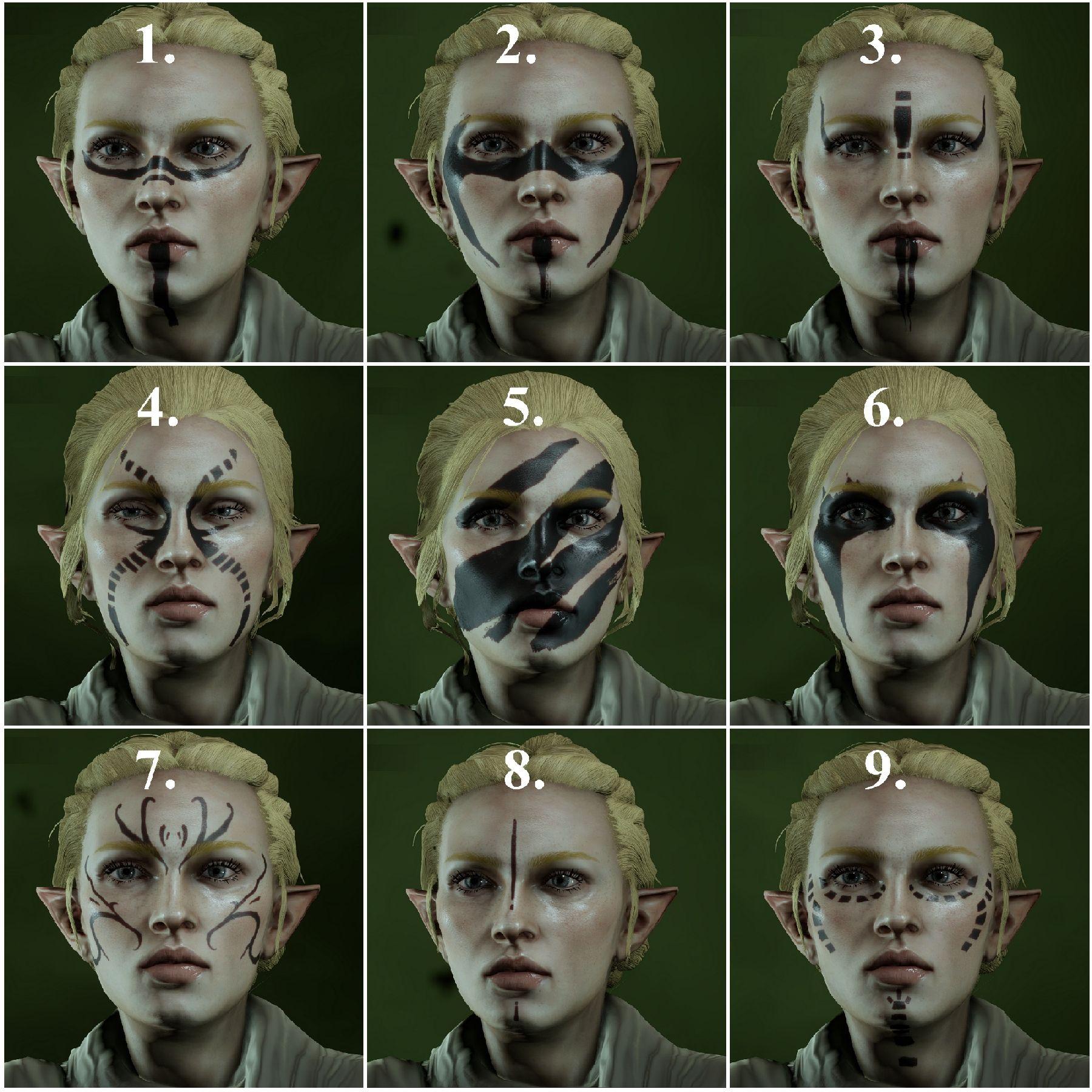 686 0 1438778365 Jpg 1800 1800 Viking Face Paint Warrior Makeup Warrior Paint