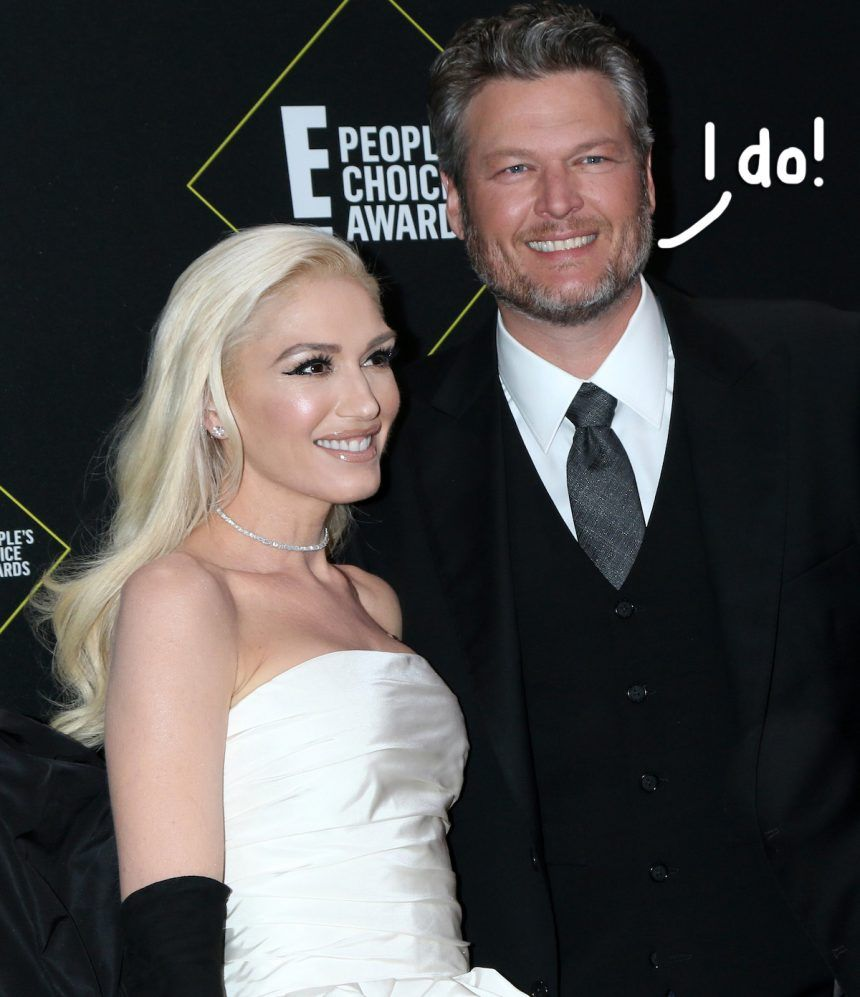 Gwen Stefani Blake Shelton Really Want To Get Married But Cant