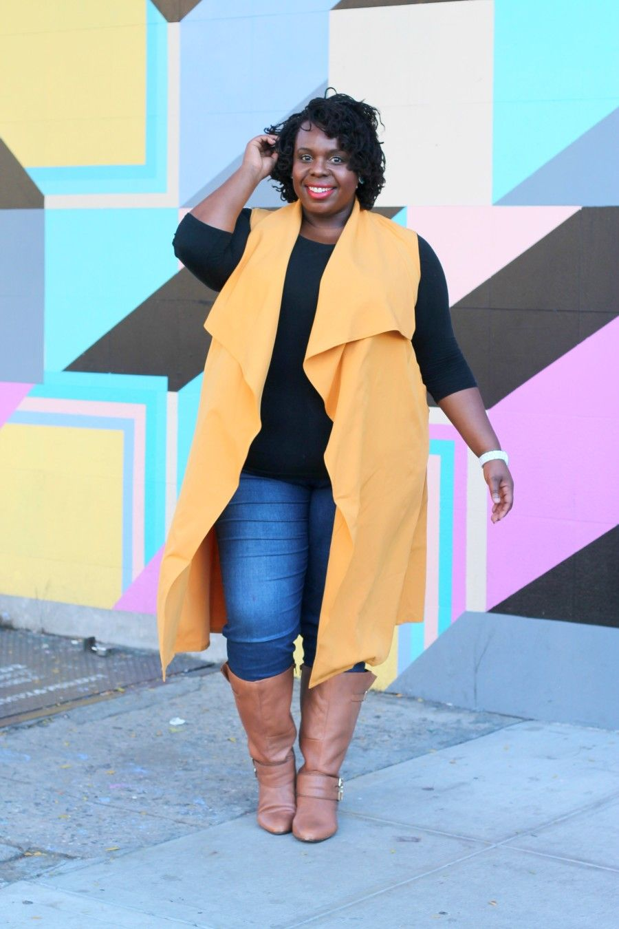 14b48523a7c9 8 Thanksgiving Outfit Ideas From Your Fave Plus Size Bloggers ...
