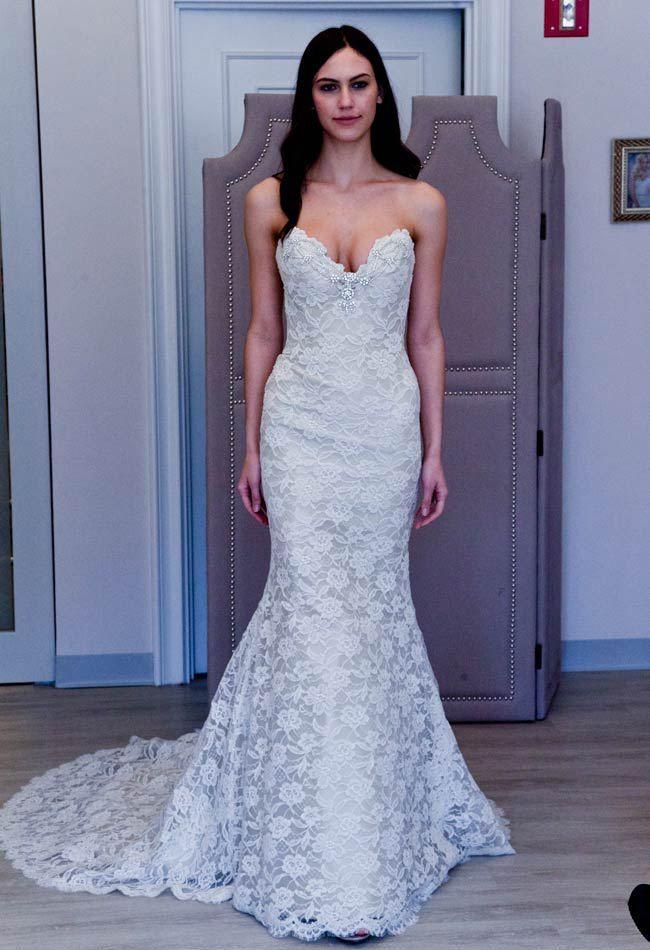 Alvina Valenta Fall 2014 Wedding Dresses - The Knot Blog | wedding ...