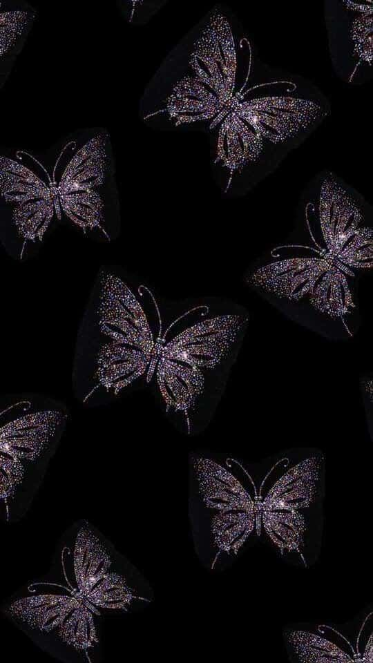 20+ Beautiful Butterfly Iphone Wallpaper To Replace Your Currently Dull Ones - Emerlyn Closet