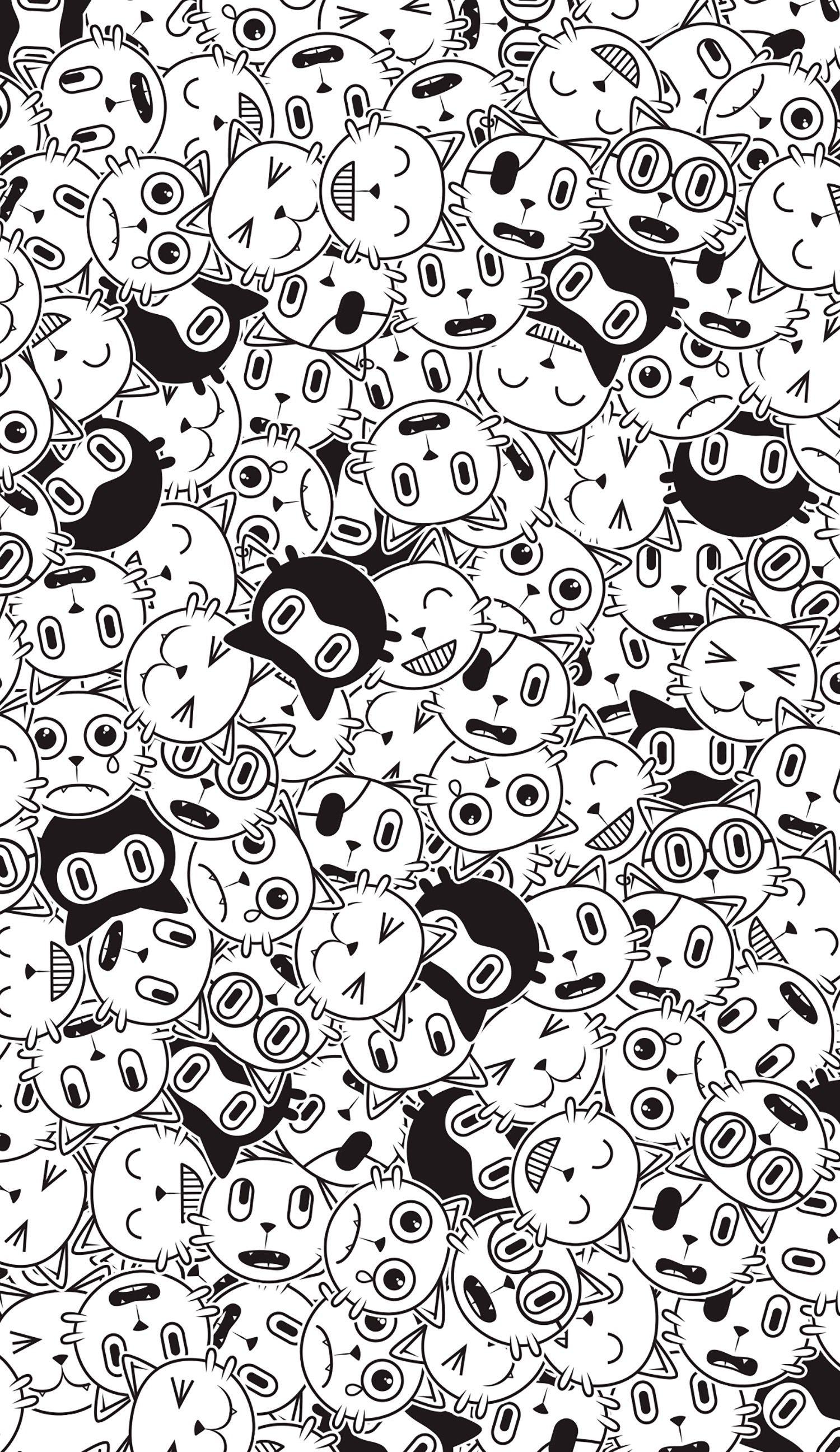 Pin by clarke on Wallpaper vol.1 Cat wallpaper