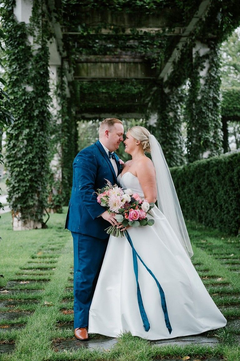 Harrison Lake Columbus, IN Wedding Photography by Stacy