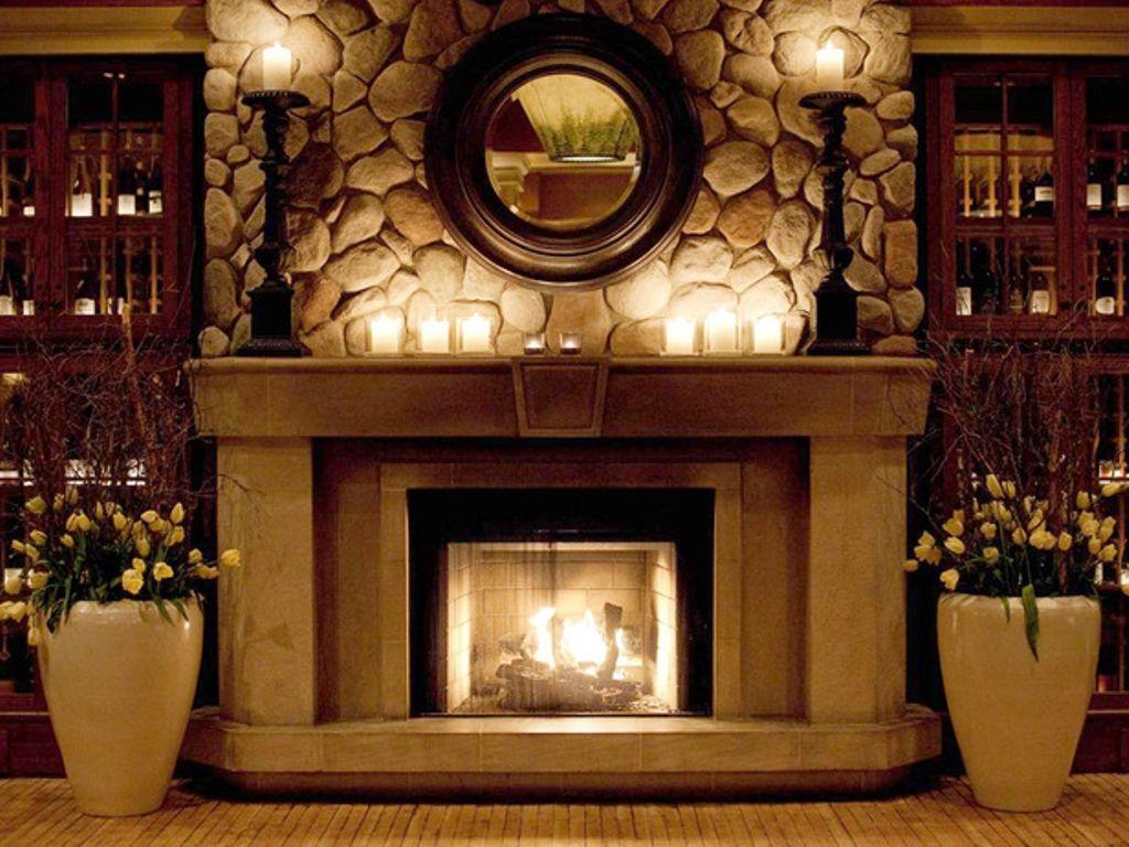 Fireplace decorating ideas for mantels fireplace mantel decor