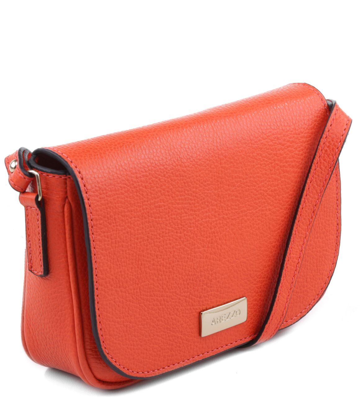 Bolsa Tiracolo Couro Mandarin   Arezzo   Bags   Bags, Purses, Leather 0b88794e49