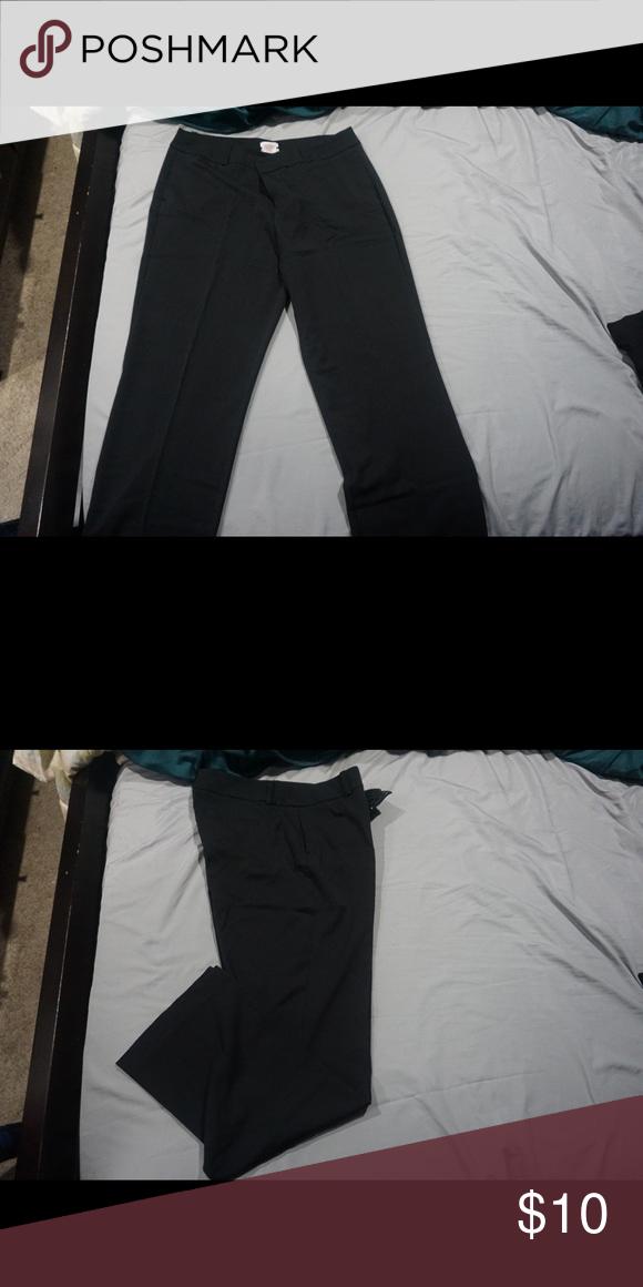 Target Merona Black Dress Pants In Size 14 Dress Pants Target And