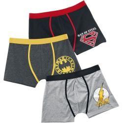 Photo of Dc Heroes Logo Boxershort-SetEmp.de