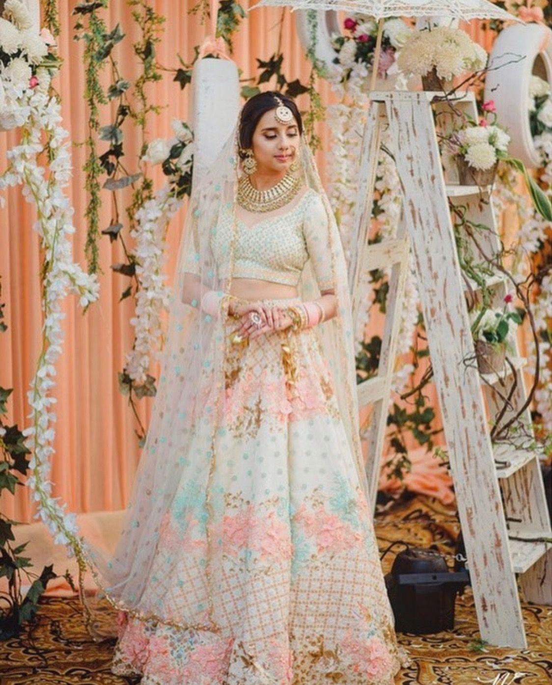 Outfit Anupreet Sidhu Indian MarriageLehenga WeddingBridal OutfitsTraditional