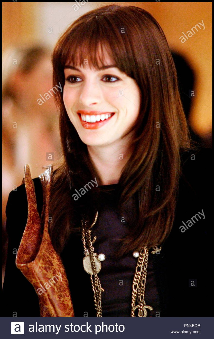 Anne Hathaway Le Diable S Habille En Prada : hathaway, diable, habille, prada, Style