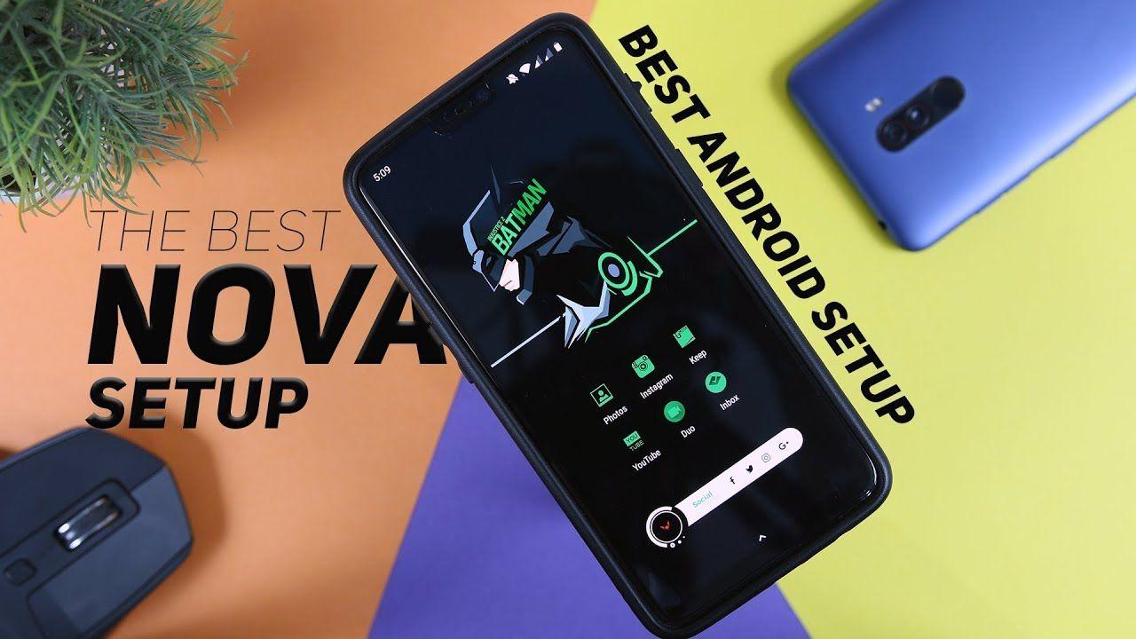 Best Android Setups 2018 Nova Launcher Setup September Mediatech Headset Ep 07 Youtube