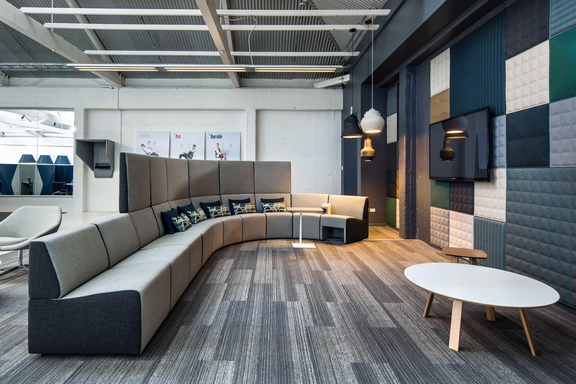 Zenith Interiors: Gather Around Modular Lounge | EA Fitout ...