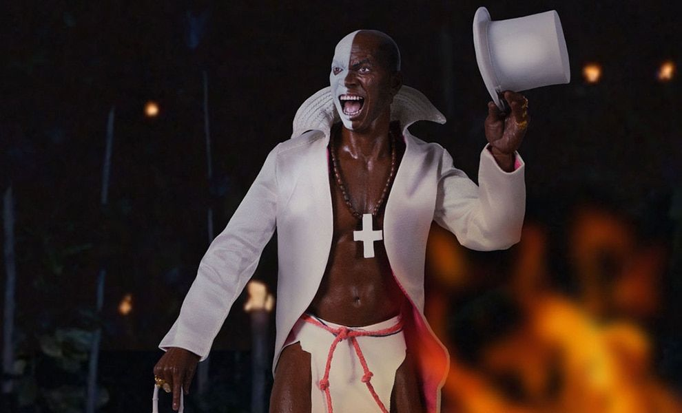 The Big Chief Studios Baron Samedi Sixth Scale Figure Is Available