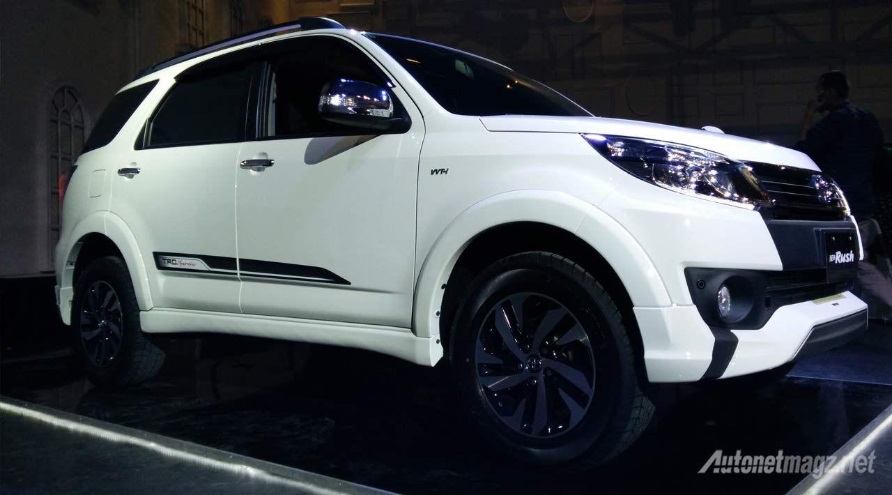 Kelebihan Kekurangan Harga Toyota Rush 2015 Perbandingan Harga