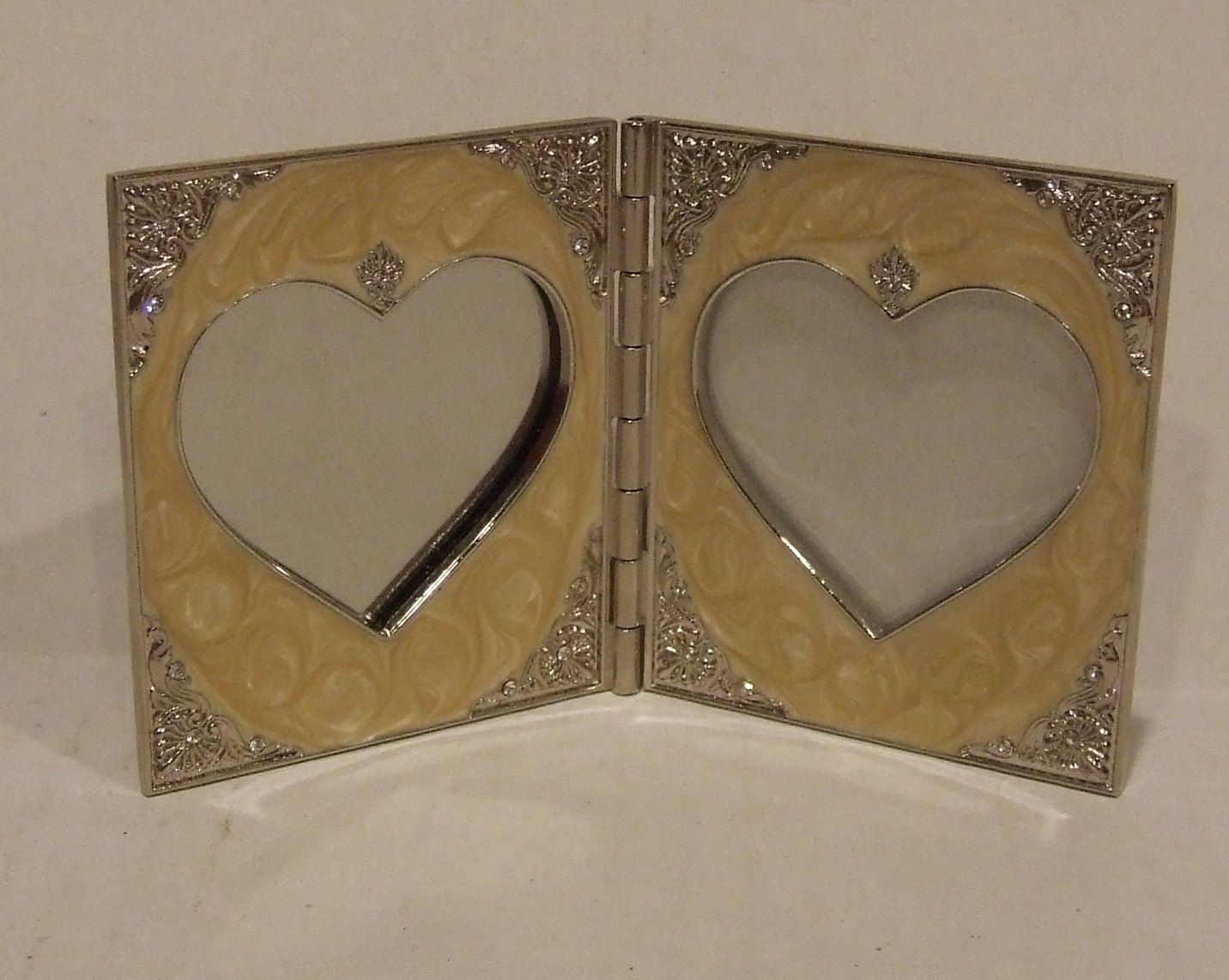 Picture Frame, Heart Shaped Frame, Wedding Gift, Bridal Gift ...