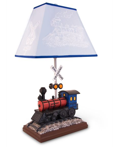 Train Decor Lamp Light By All Kids Lamps Baby And Lighting