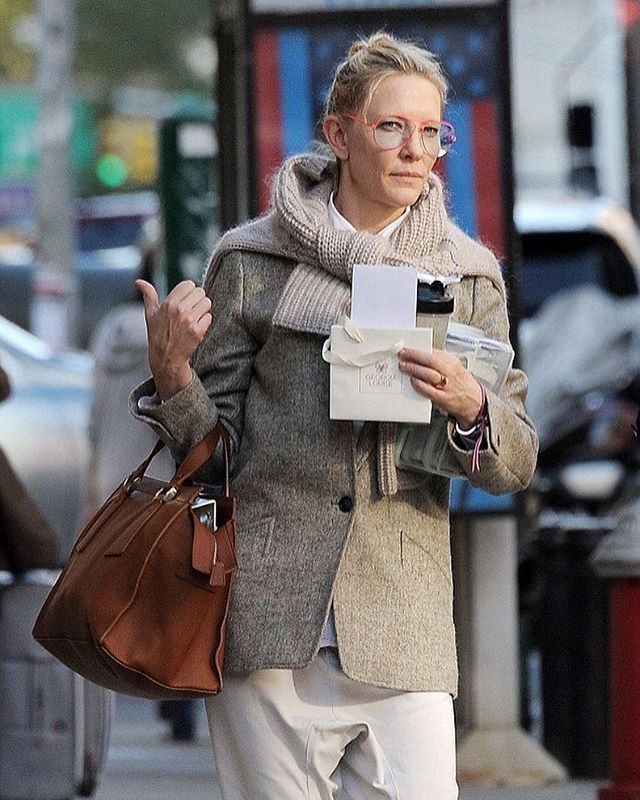 Cate Blanchett in Newyork October 12 2016