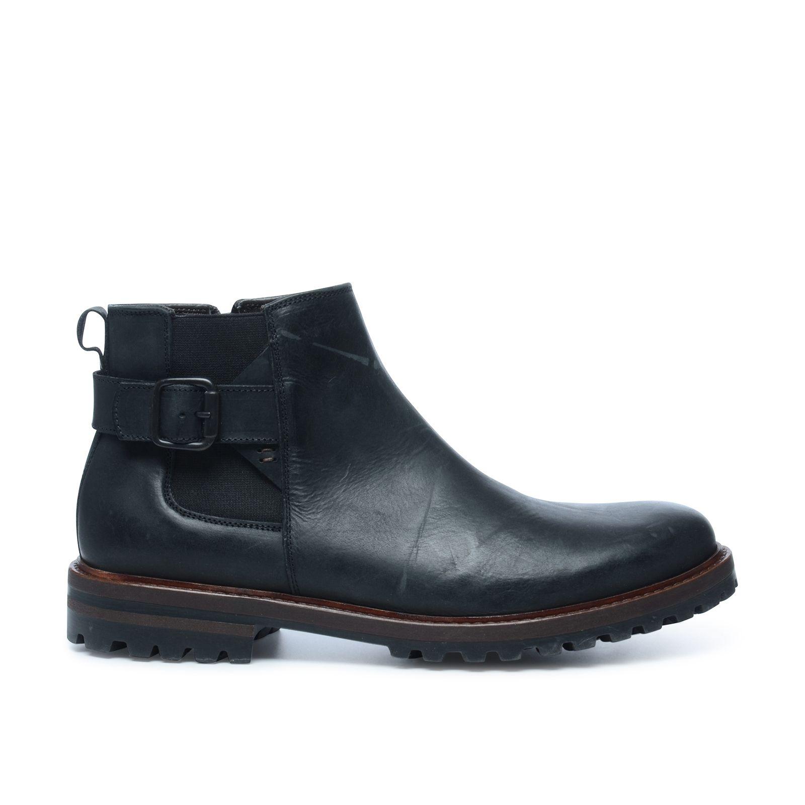 Chelsea boots avec boucle - noir    hommes    119.99    Sacha.be ... b07d150d9f2e