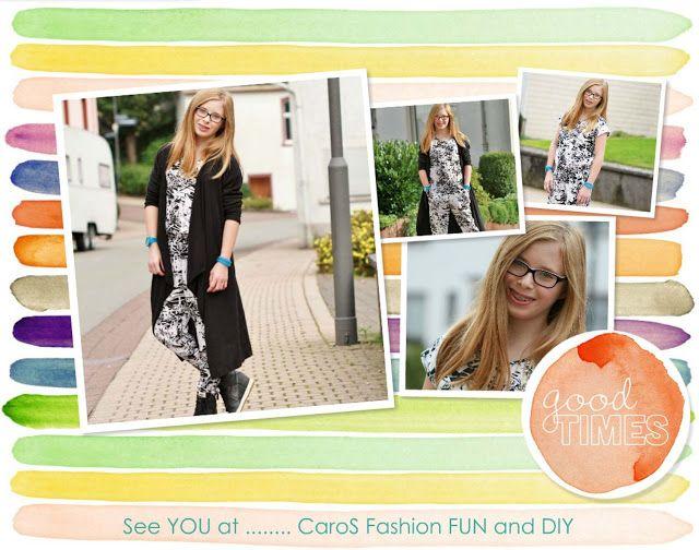 CaroS Fashion FUN and DIY: OOTD - Cardigan Love