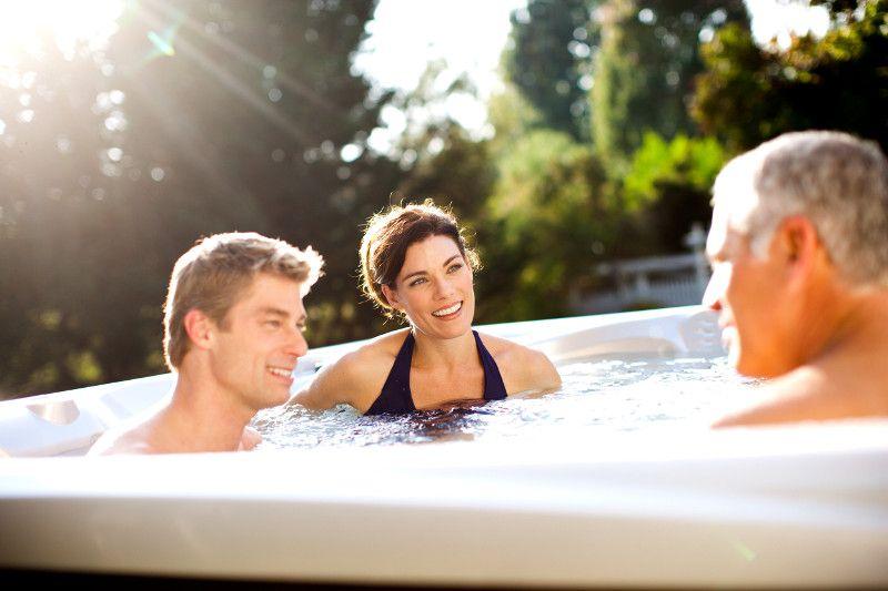A 20 Minute Hot Tub Soak Each Day Can Help You Relax Feel