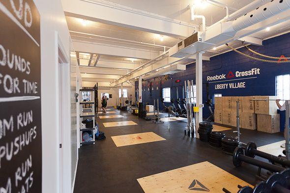 warehouse gym design - Google Search | Crossfit Box Design Ideas ...