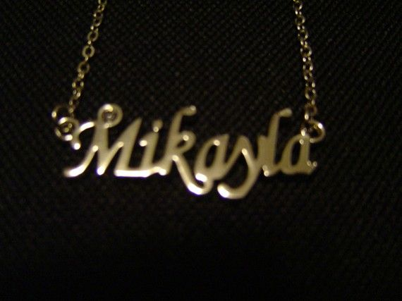 Mikayla: Silver Tone (Necklace)