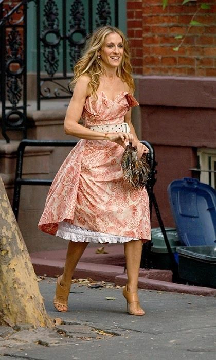 sarah jessica parker sex and the city hairstyles for girls in Devon