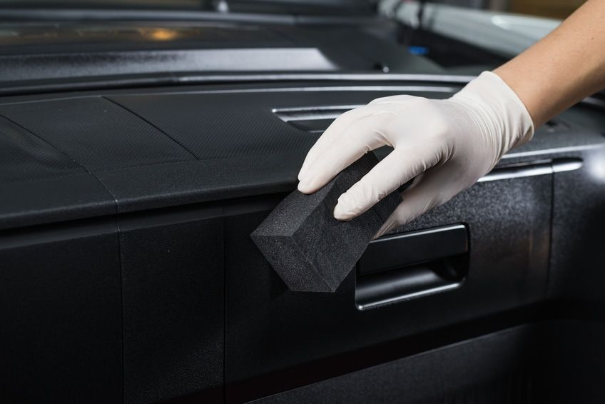 How to fix scratched interior panels in your car with